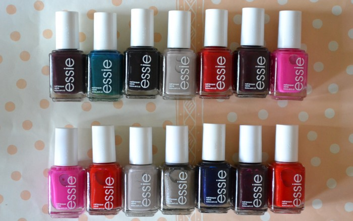 Beauty News + Giveaway – The ESSIEntial Diaries