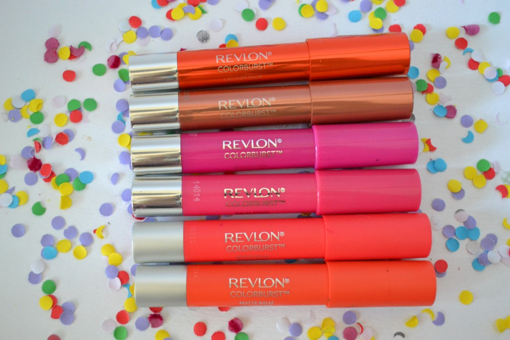 Revlon ColorBurst Balm
