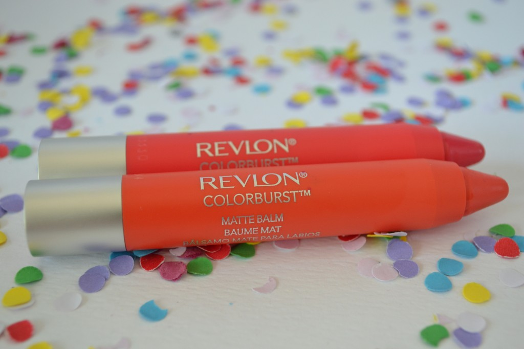 Revlon ColorBurst Matte Balms