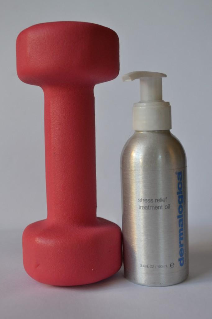 dermalogica stress relief oil