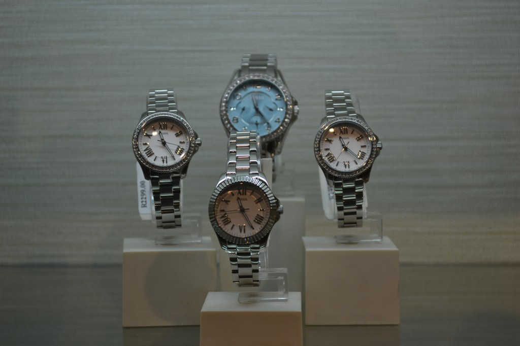 Gorgeous Fossil Watches