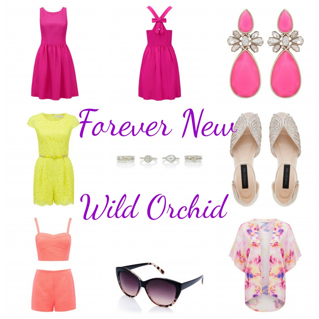 forever new wild orchid