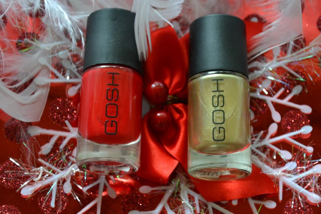 gosh nail polish