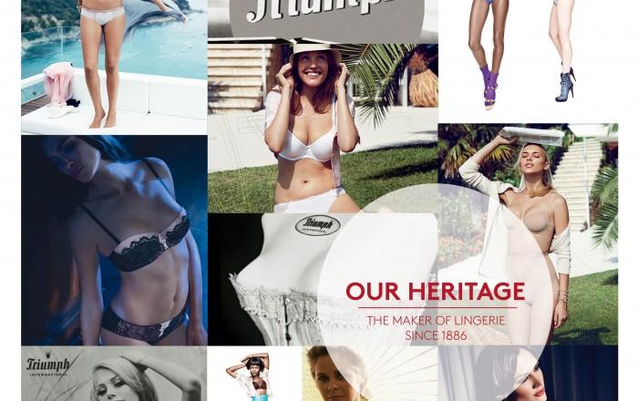 Fashion News+Giveaway – Triumph Lingerie Launches Online Shop