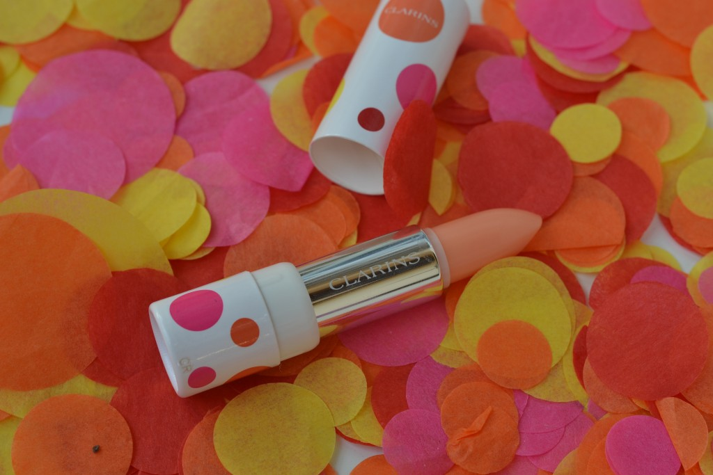 clarions daily energizer lovely lip balm