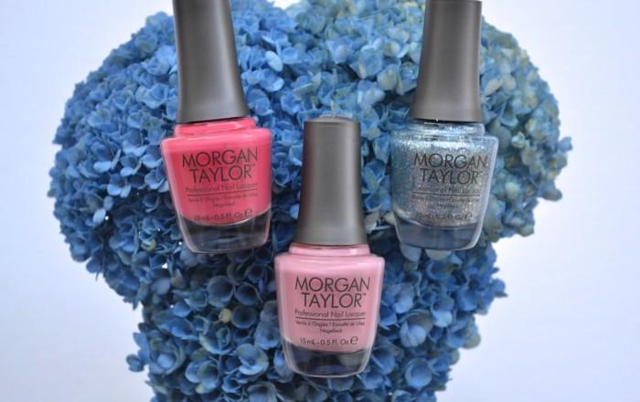 Manicure Monday – Morgan Taylor Cinderella Collection