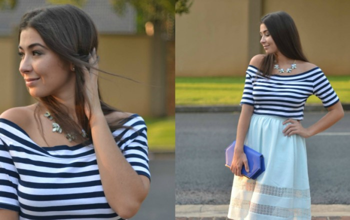 Outfit Of The Day- The Baby Blues
