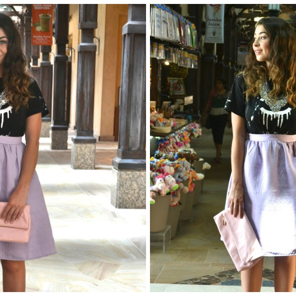 Outfit Of The Day- Carrie Bradshaw Souk Moments graphic