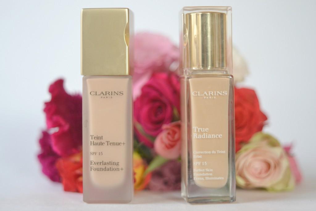 clarins foundation