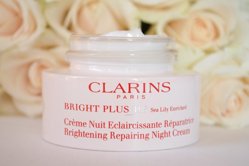 clarins bright plus range