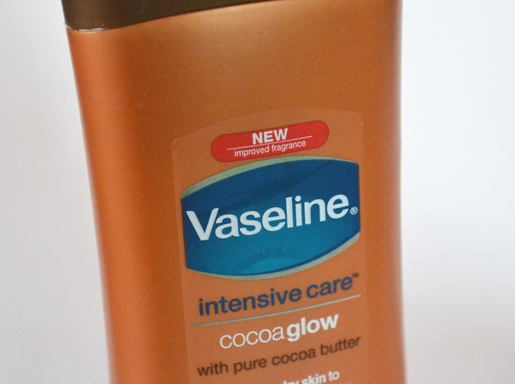 vaseline lotions and creams