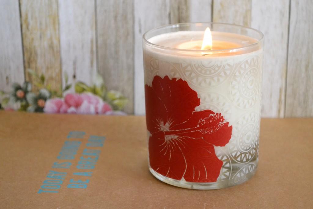 soil organics candle