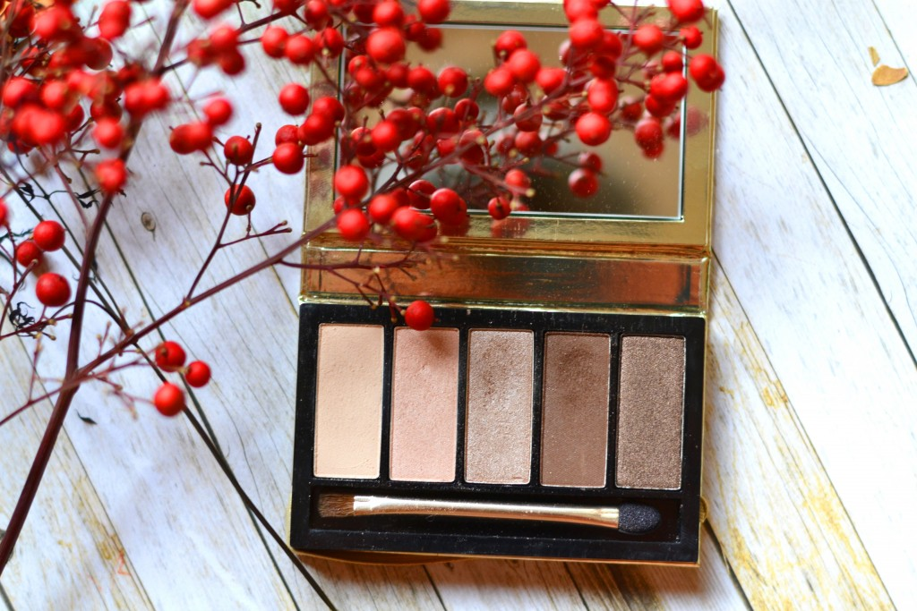 clarins pretty day palette