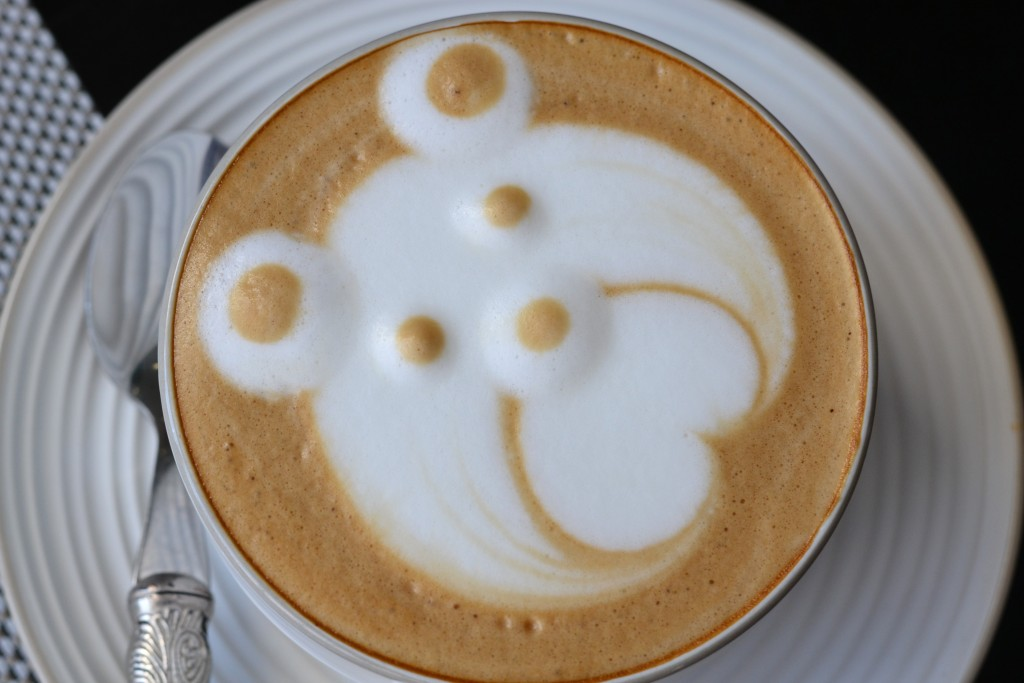 How cute is this coffee?