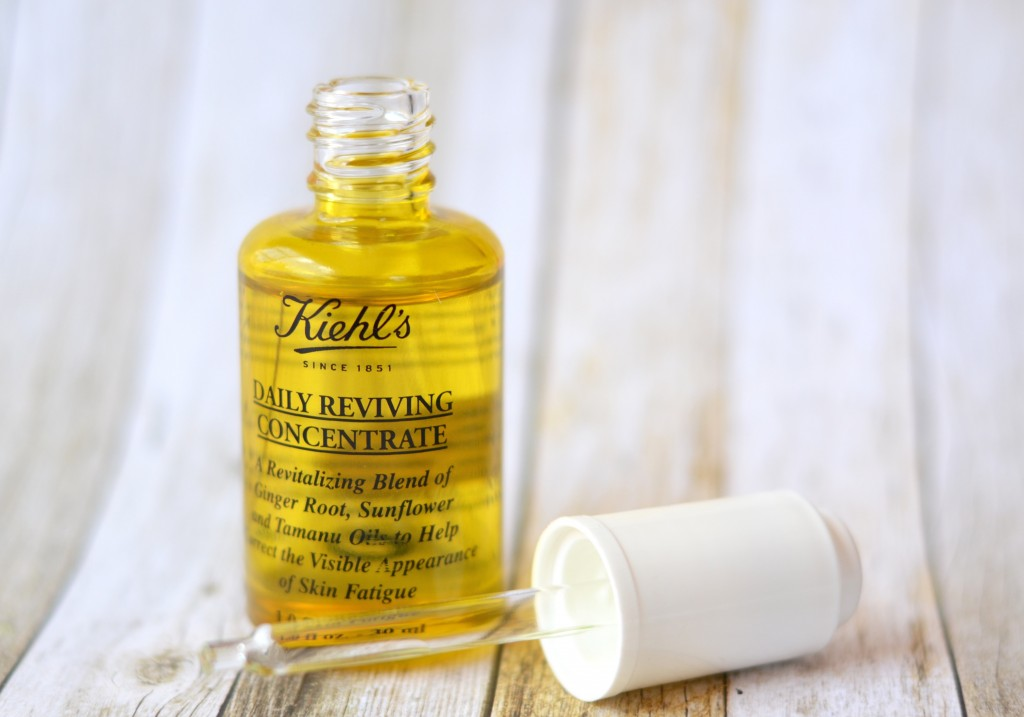 kiehl's daily recovery concentrate