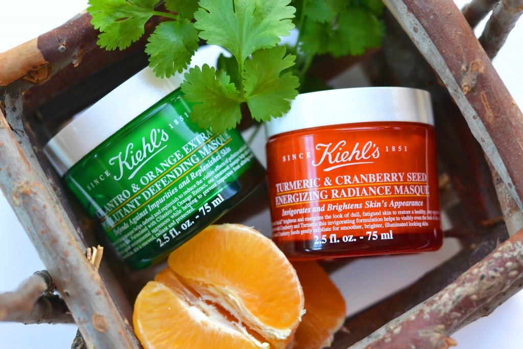 kiehl's face masque good