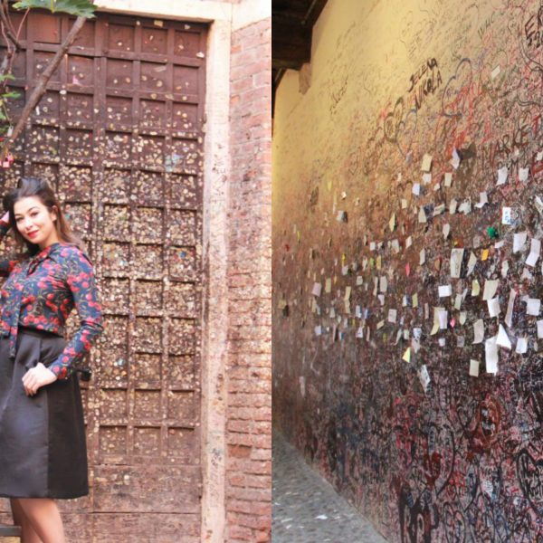 Lookbook- Letters to Juliet graphic