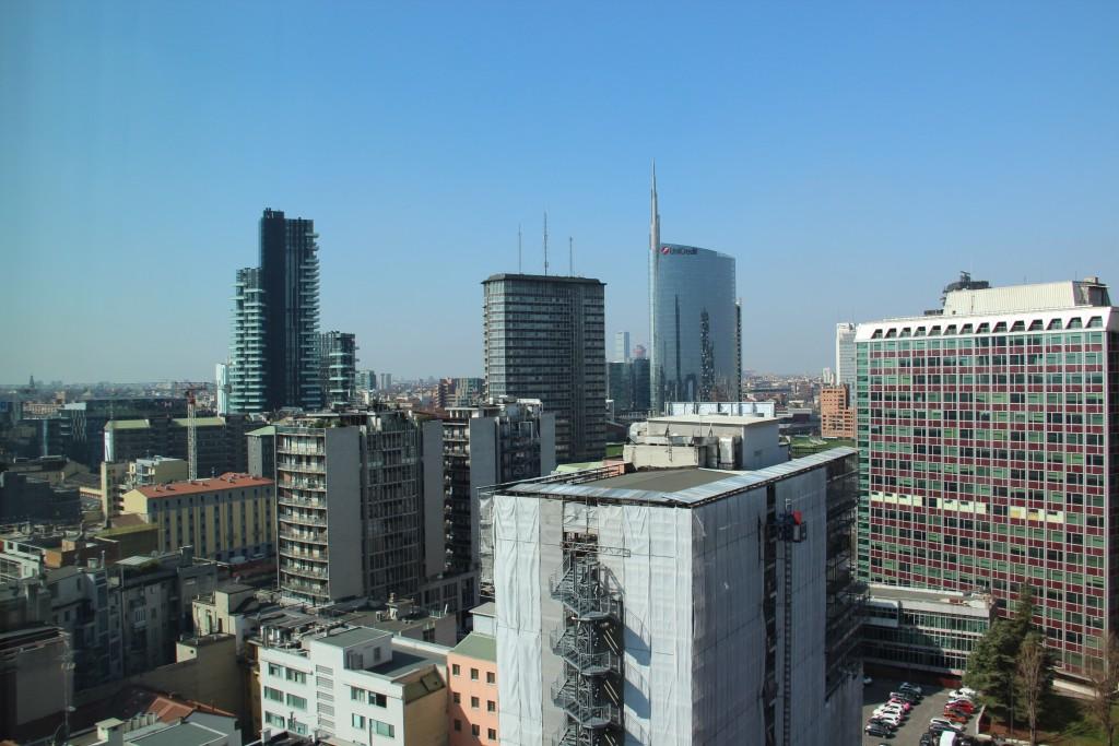 I love the modern Milan!