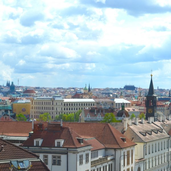 Why You Should Put Prague On Your Bucket List+My Travel Photo Diary graphic