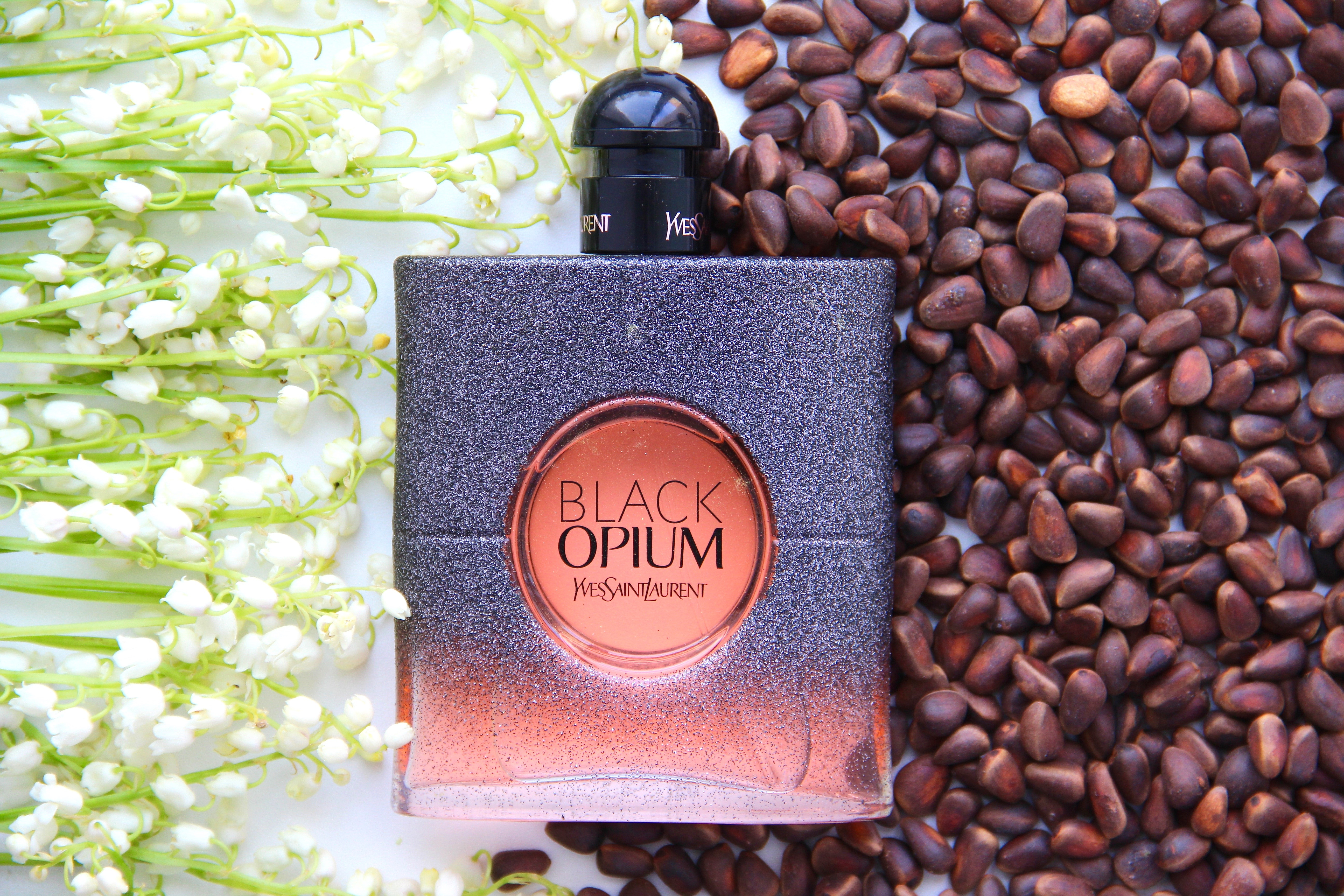 YSL Black Opium Floral Shock+A Giveaway!