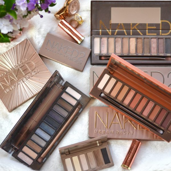 Win A Naked Palette Of Your Choice!{CLOSED} graphic