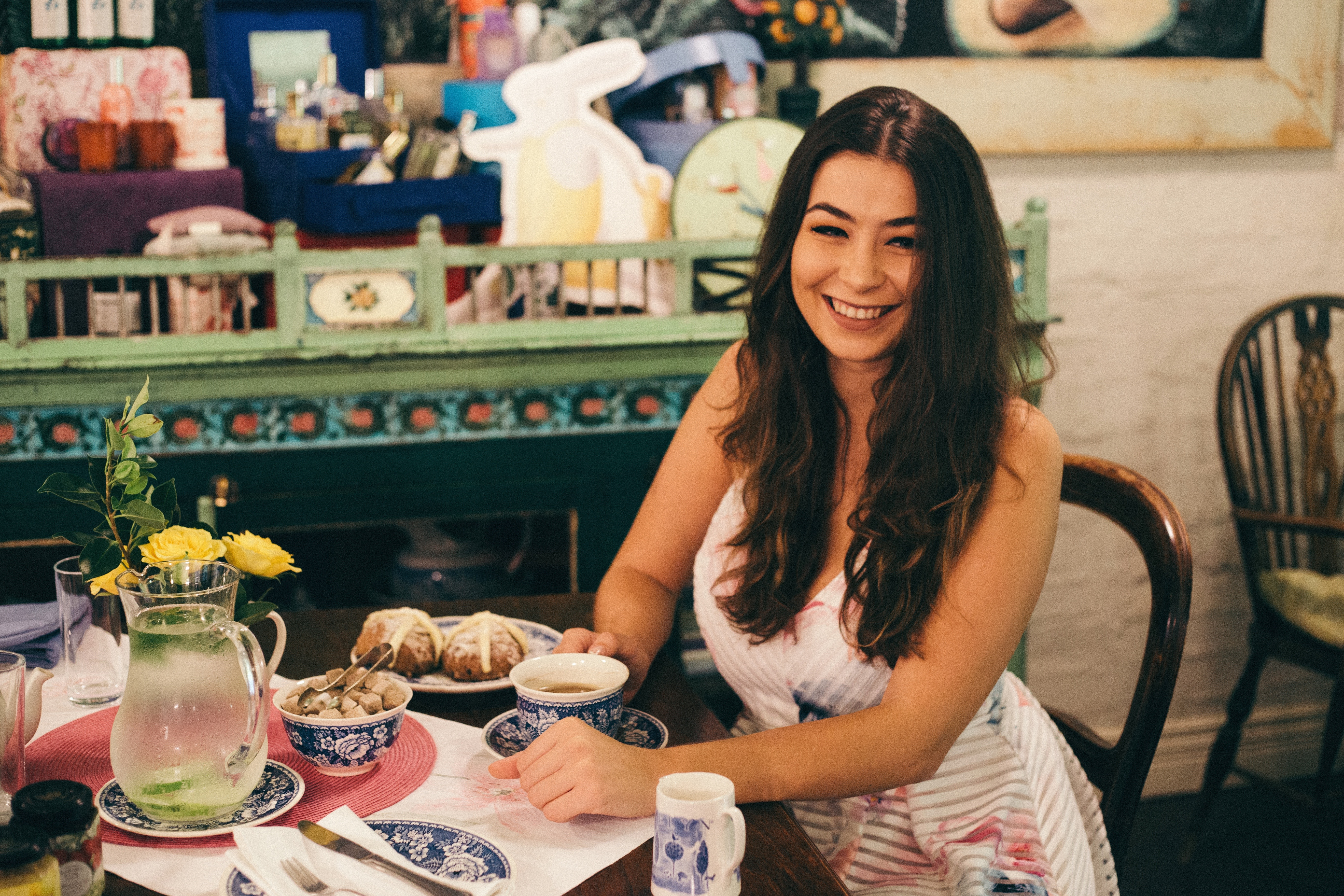 Jozi Gems- Crabtree&Evelyn Tea Room