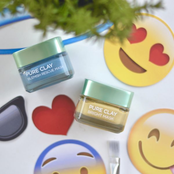 L'Oreal Blemish Rescue And Bright Mask Review graphic