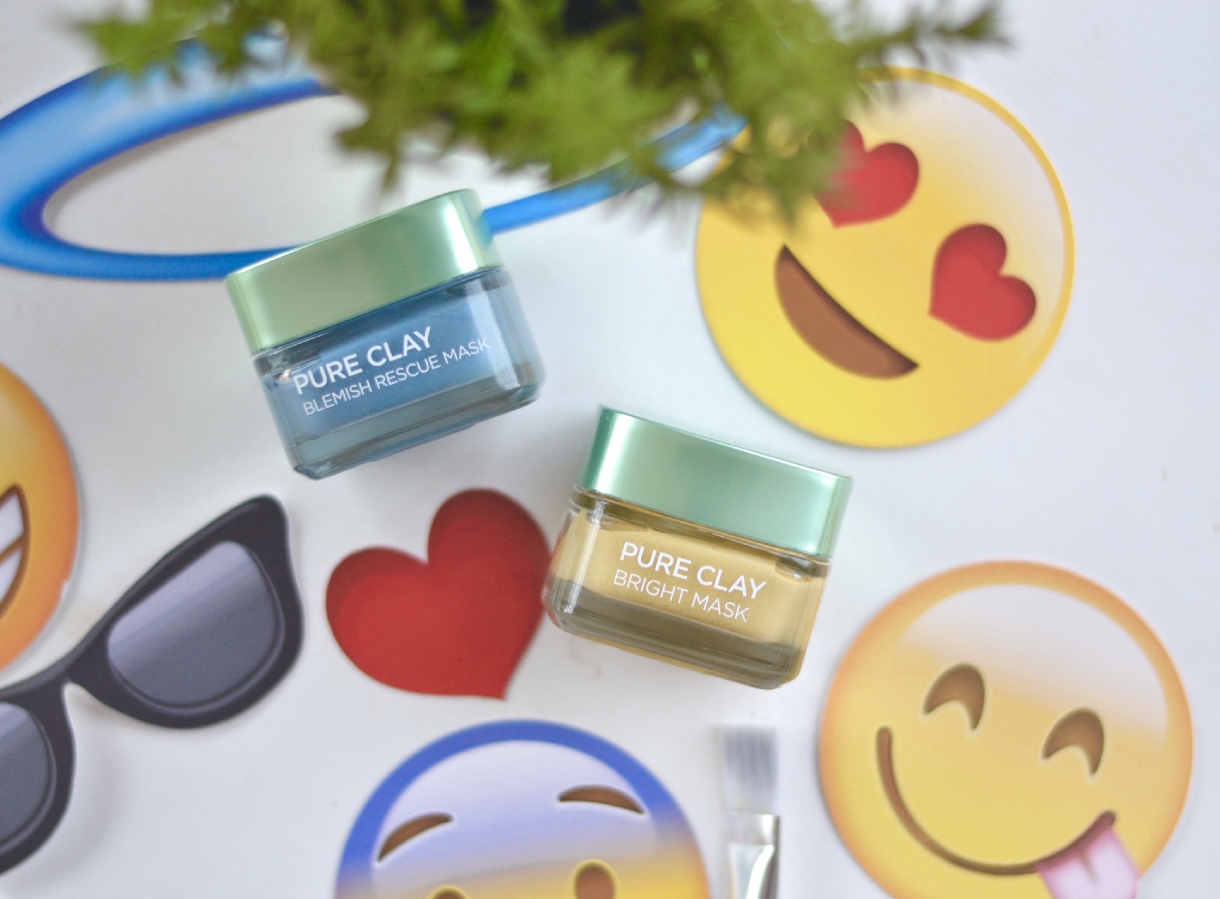 L'Oreal Blemish Rescue And Bright Mask Review