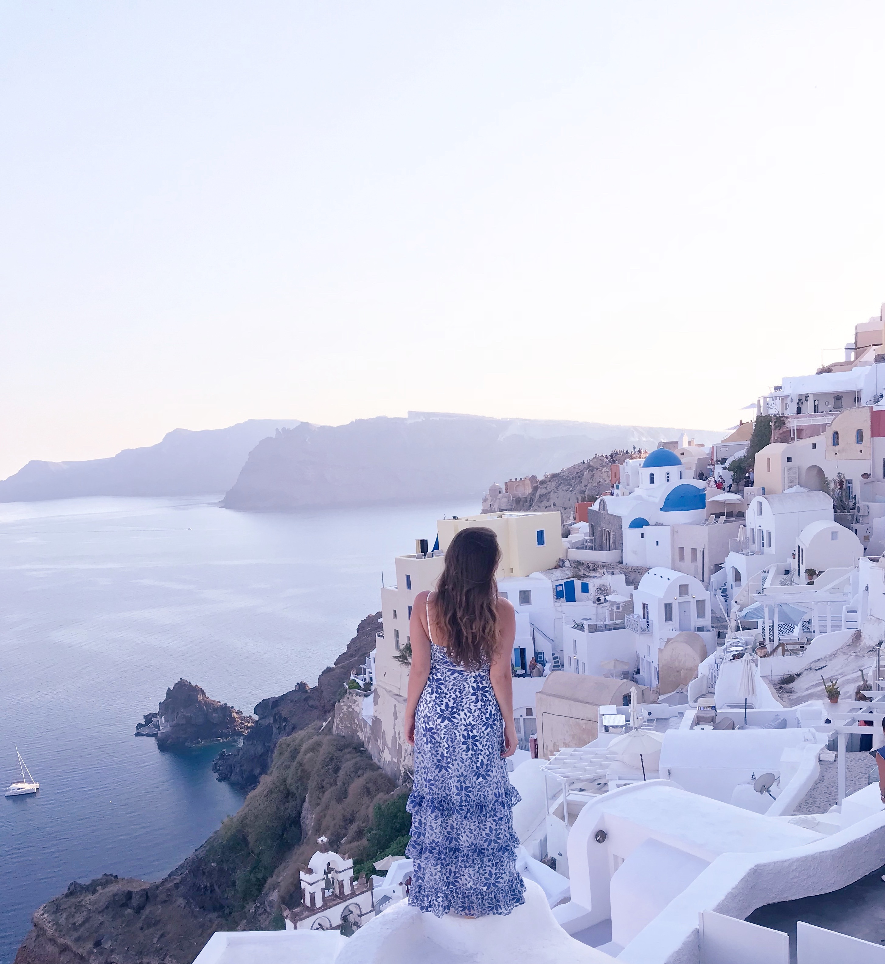Santorini Photo Diary and Travel Tips