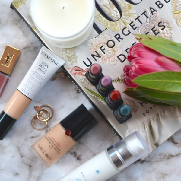 6 Beauty Bits That I Am Currently Loving graphic